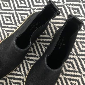 kate spade Shoes - Kate Spade rain booties.